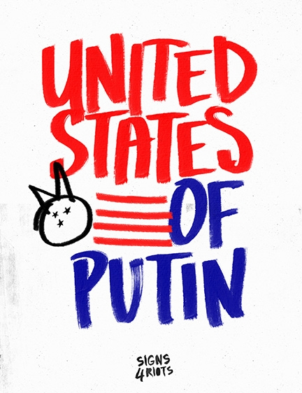 Russia – The 51st State