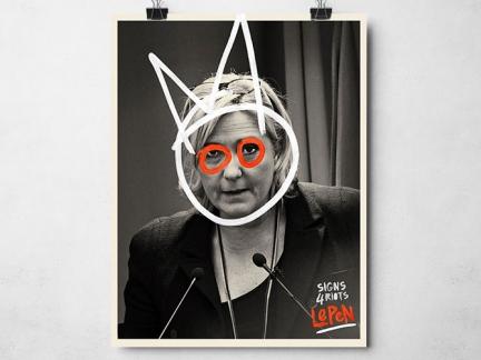 Protest Poster – Through Winston's eyes