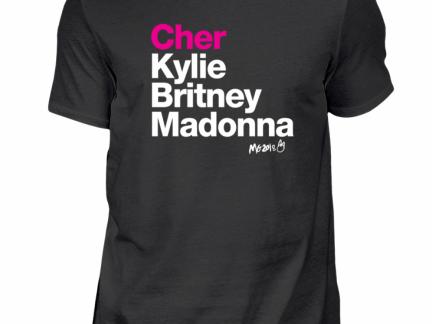 Hochwertiges Herren Premiumshirt –  Sydney Mardi Gras 2018